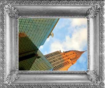 Zrcadla New Yorku, listopad 2015