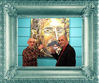 Básník energie a jiné příběhy, galerie Luka Lu, květen 2014