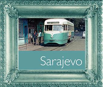 Křest knihy Sarajevo Tramvaje a trolejbusy, Jan Čihák, květen 2017