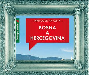 Křest průvodce Bosna a Hercegovina, říjen 2014
