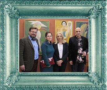 Umění outsiderů Srbska – výstava obrazů a soch, duben 2015