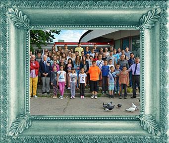 Pomoc dětem z vytopené vesnice v Bosně a Hercegovině, léto 2014